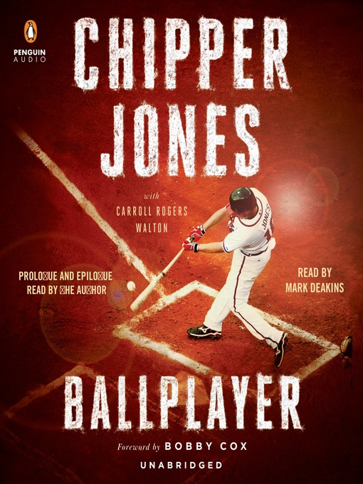 Title details for Ballplayer by Chipper Jones - Wait list