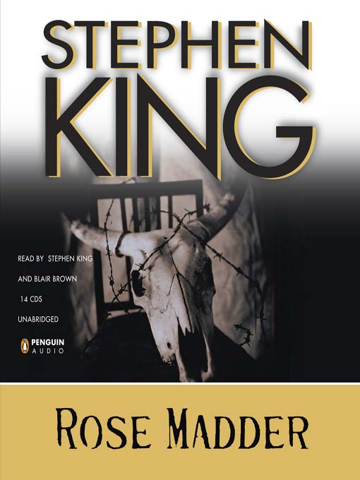Title details for Rose Madder by Stephen King - Wait list