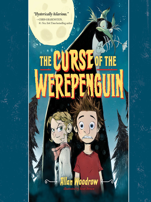 Title details for The Curse of the Werepenguin by Allan Woodrow - Available