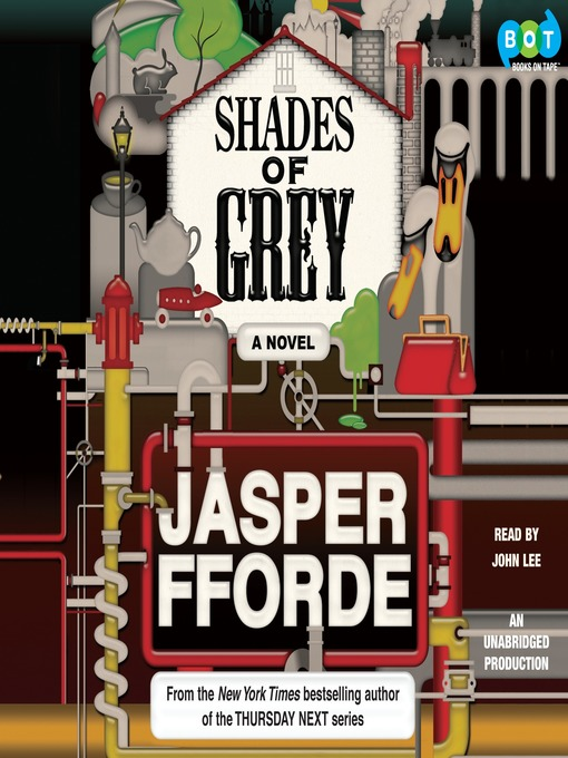 jasper fforde shades of grey review