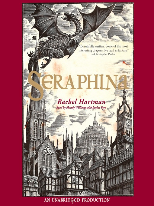 Title details for Seraphina by Rachel Hartman - Wait list