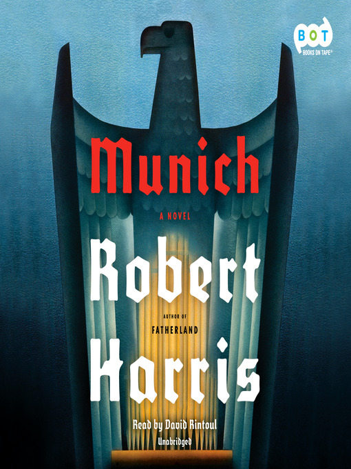 Title details for Munich by Robert Harris - Wait list