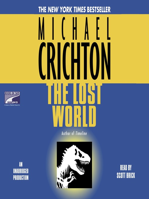 Title details for The Lost World by Michael Crichton - Wait list