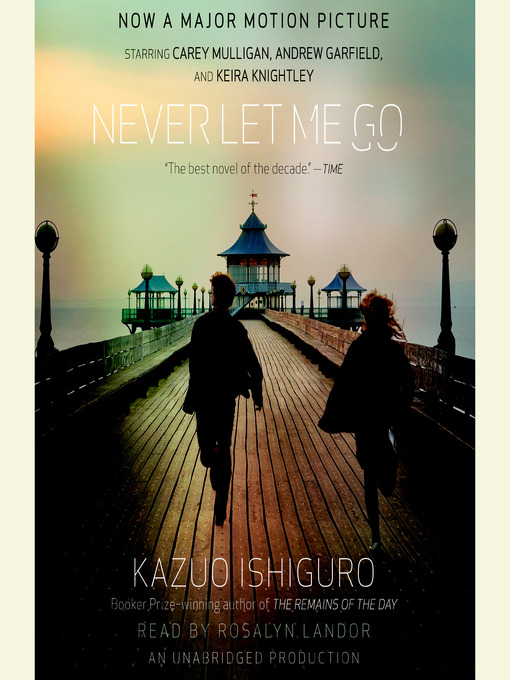 Title details for Never Let Me Go by Kazuo Ishiguro - Available