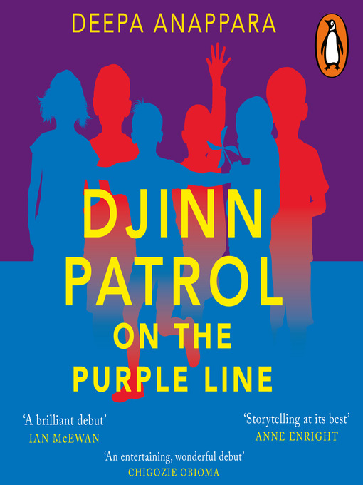 Title details for Djinn Patrol on the Purple Line by Deepa Anappara - Wait list
