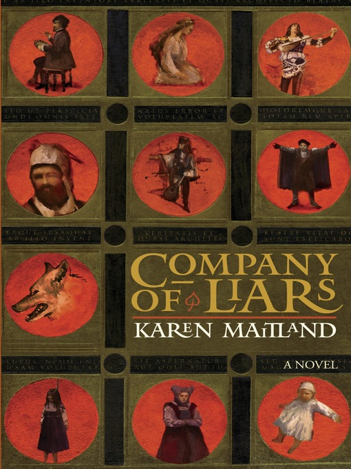 Title details for Company of Liars by Karen Maitland - Available