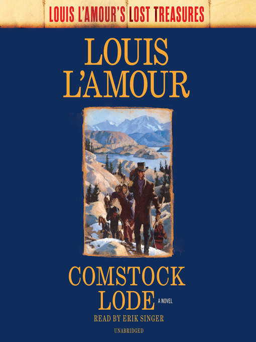 Cover of Comstock Lode (Louis L'Amour's Lost Treasures)