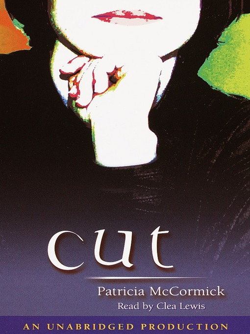 Title details for Cut by Patricia McCormick - Available