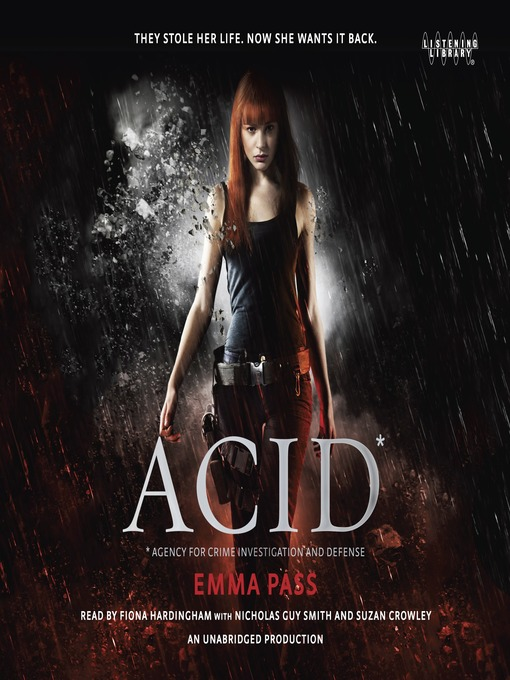Title details for ACID by Emma Pass - Available