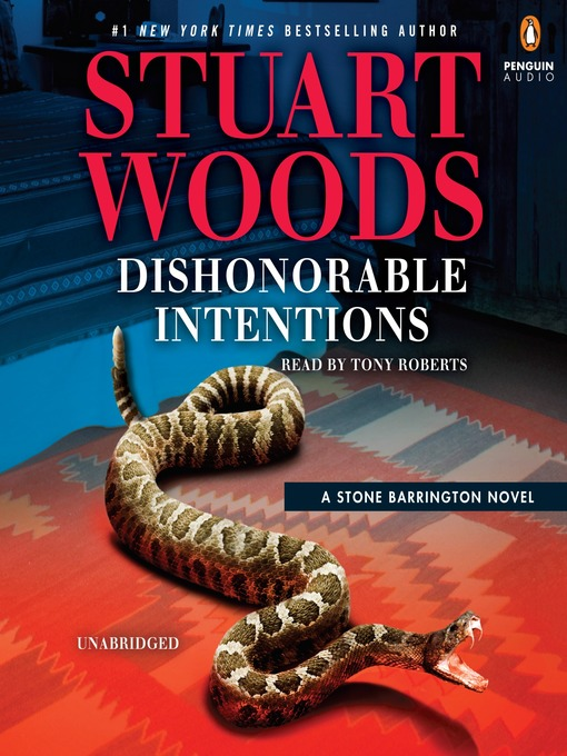 Title details for Dishonorable Intentions by Stuart Woods - Available