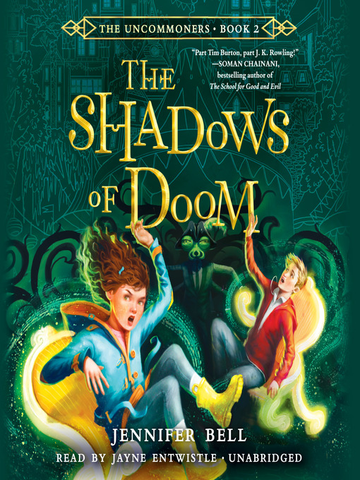 Title details for The Shadows of Doom by Jennifer Bell - Wait list