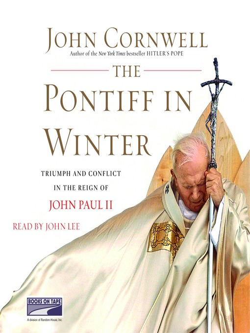 Title details for The Pontiff in Winter by John Cornwell - Available