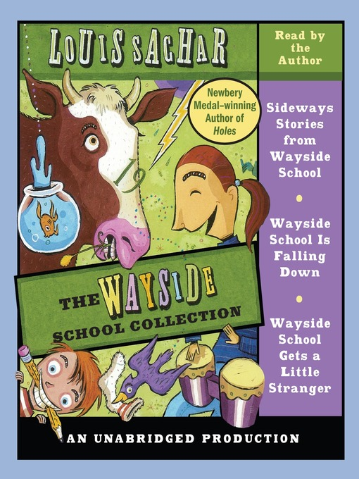 Title details for Wayside Stories Collection by Louis Sachar - Available