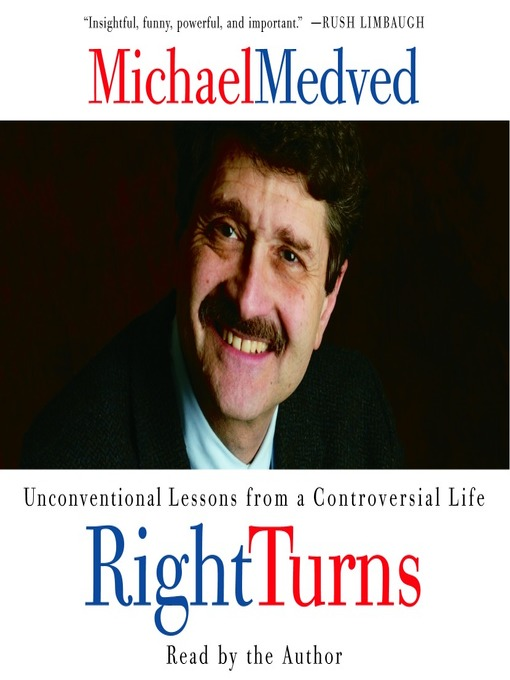Title details for Right Turns by Michael Medved - Available