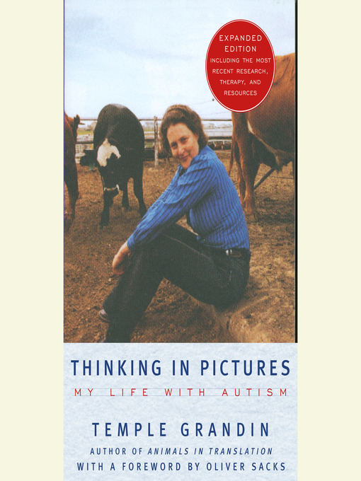 Title details for Thinking in Pictures by Temple Grandin - Wait list