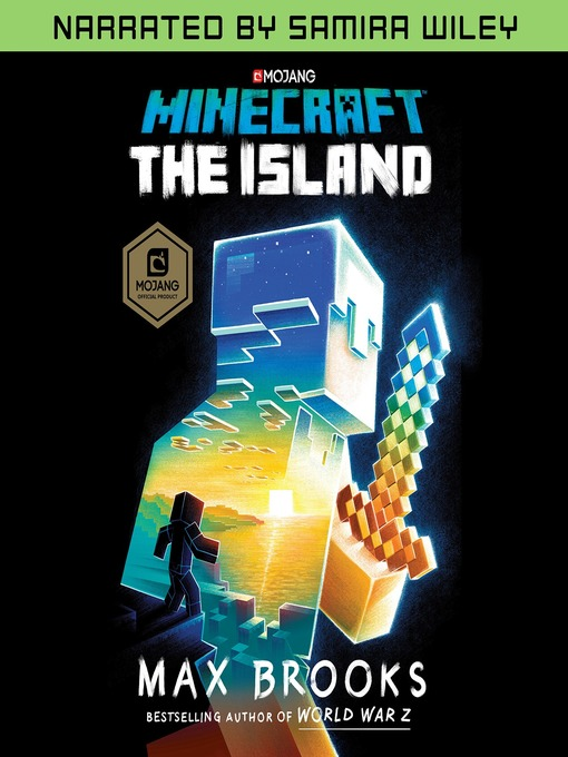 Title details for Minecraft, The Island by Max Brooks - Wait list