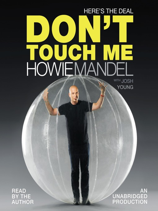 Title details for Here's the Deal by Howie Mandel - Wait list