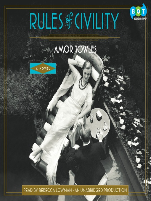Title details for Rules of Civility by Amor Towles - Wait list
