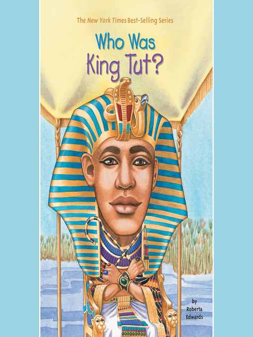 Cover of Who Was King Tut?