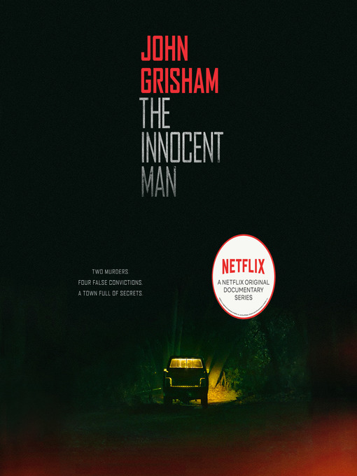 Cover image for The Innocent Man
