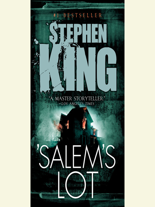 Title details for Salem's Lot by Stephen King - Wait list
