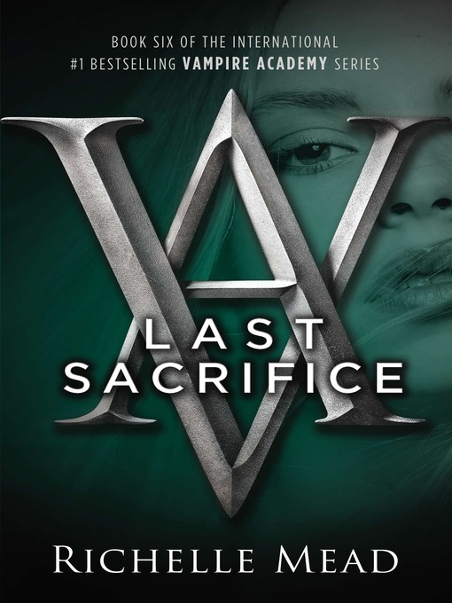 Cover of Last Sacrifice