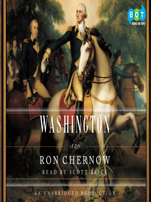 Title details for Washington by Ron Chernow - Wait list