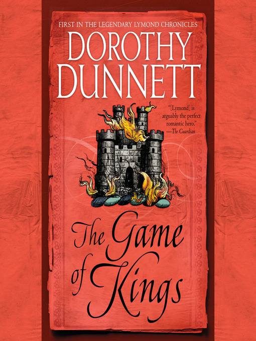 Title details for The Game of Kings by Dorothy Dunnett - Wait list