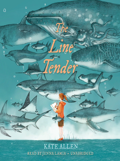 Title details for The Line Tender by Kate Allen - Available