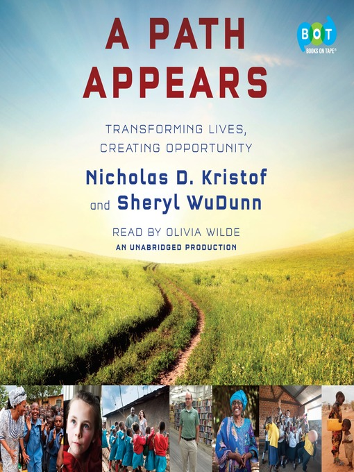 Title details for A Path Appears by Nicholas D. Kristof - Available