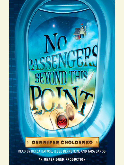 Cover of No Passengers Beyond This Point