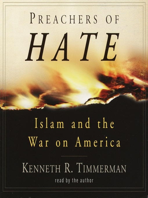 Cover of Preachers of Hate