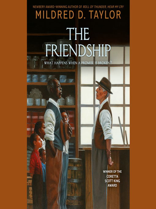 Title details for The Friendship by Mildred D. Taylor - Available