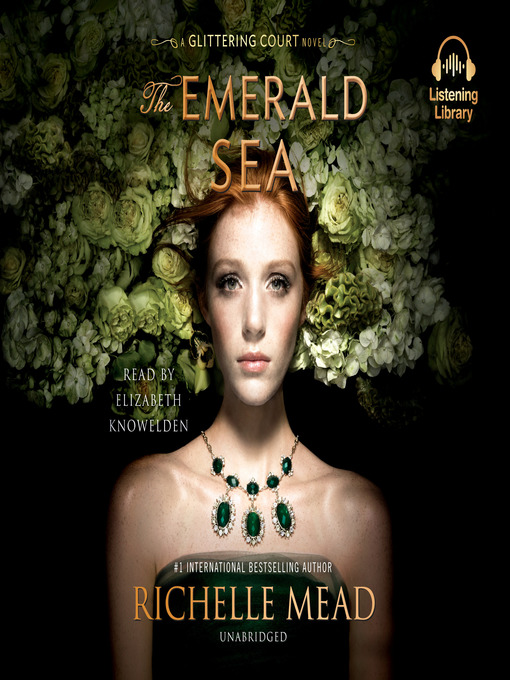 Cover image for The Emerald Sea