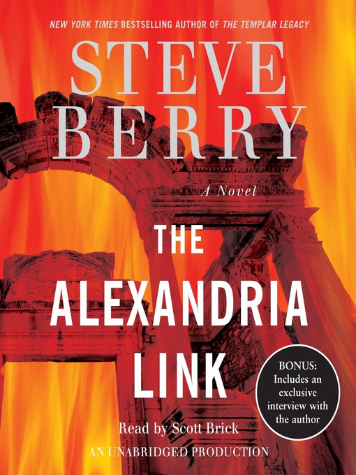 Cover of The Alexandria Link