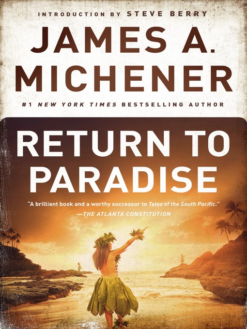 Title details for Return to Paradise by James A. Michener - Available