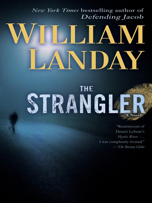 Title details for The Strangler by William Landay - Wait list