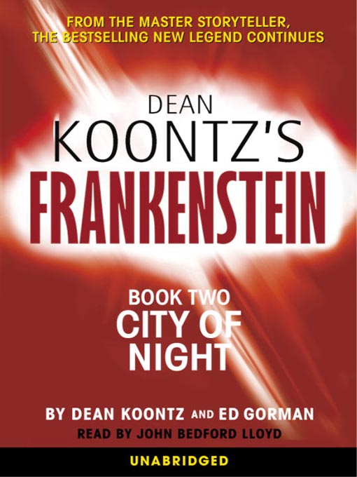 Title details for City of Night by Dean Koontz - Available