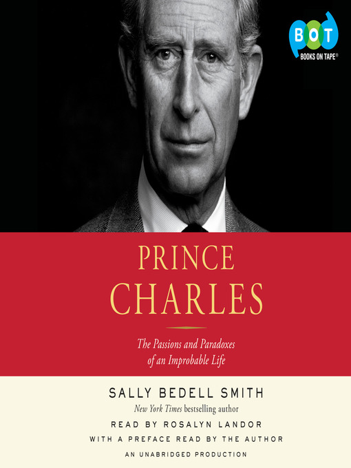 Title details for Prince Charles by Sally Bedell Smith - Wait list