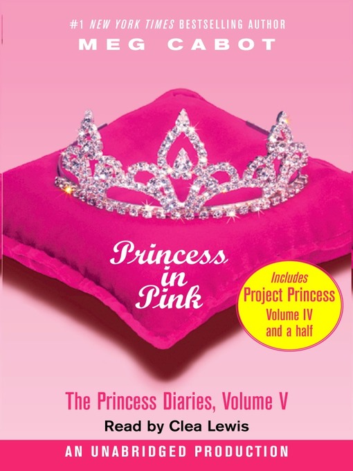 Title details for Princess in Pink by Meg Cabot - Available