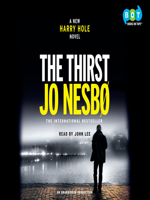Title details for The Thirst by Jo Nesbo - Wait list