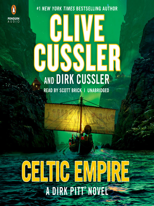 Title details for Celtic Empire by Clive Cussler - Wait list