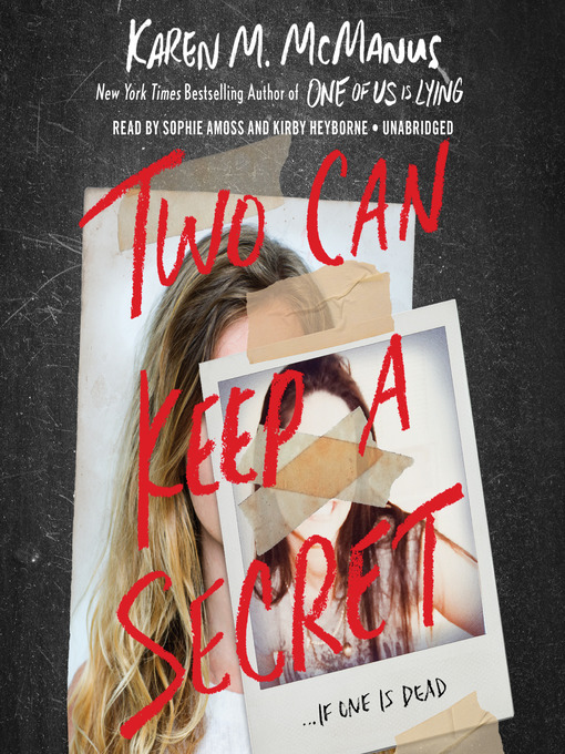 Title details for Two Can Keep a Secret by Karen M. McManus - Available