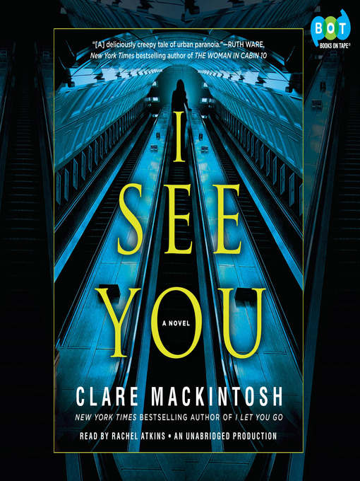 Title details for I See You by Clare Mackintosh - Wait list