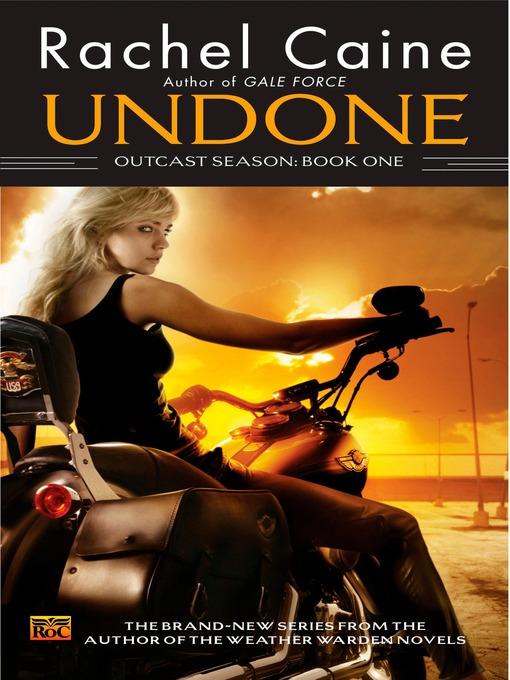 Title details for Undone by Rachel Caine - Available