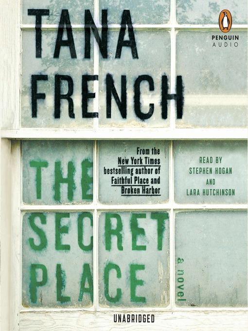 the secret place tana french epub