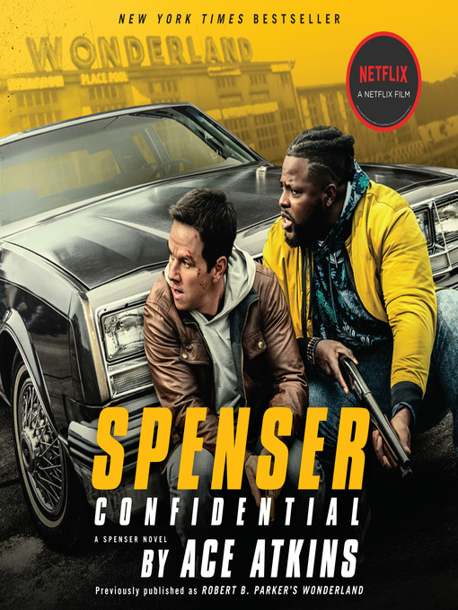 Title details for Spenser Confidential by Ace Atkins - Available