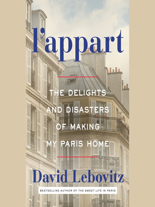 Title details for L'Appart by David Lebovitz - Available