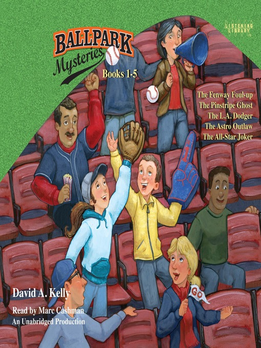 Title details for Ballpark Mystery Collection, Books 1-5 by David A. Kelly - Available