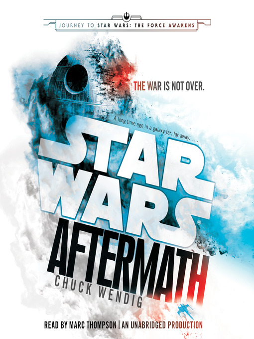 Title details for Aftermath by Chuck Wendig - Wait list